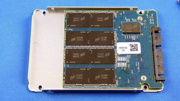 Micron 5200: Erstmals 64-Layer-3D-NAND für Microns Server-SSDs