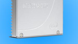 Intel-SSDs: DC P4510 startet offiziell mit bis zu 8 TB, Ruler-Format folgt