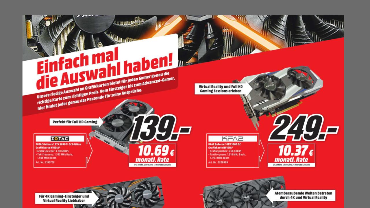 Dreamhack: Grafikkarten mit vernünftigen Preisen zur LAN in Leipzig