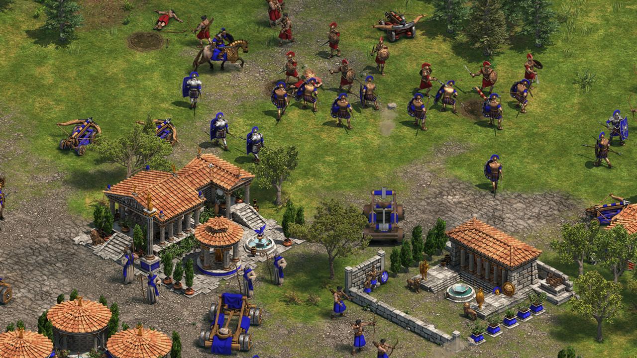 Age of Empires Definitive: Nicht auf Steam für einheitliche Spielerbasis