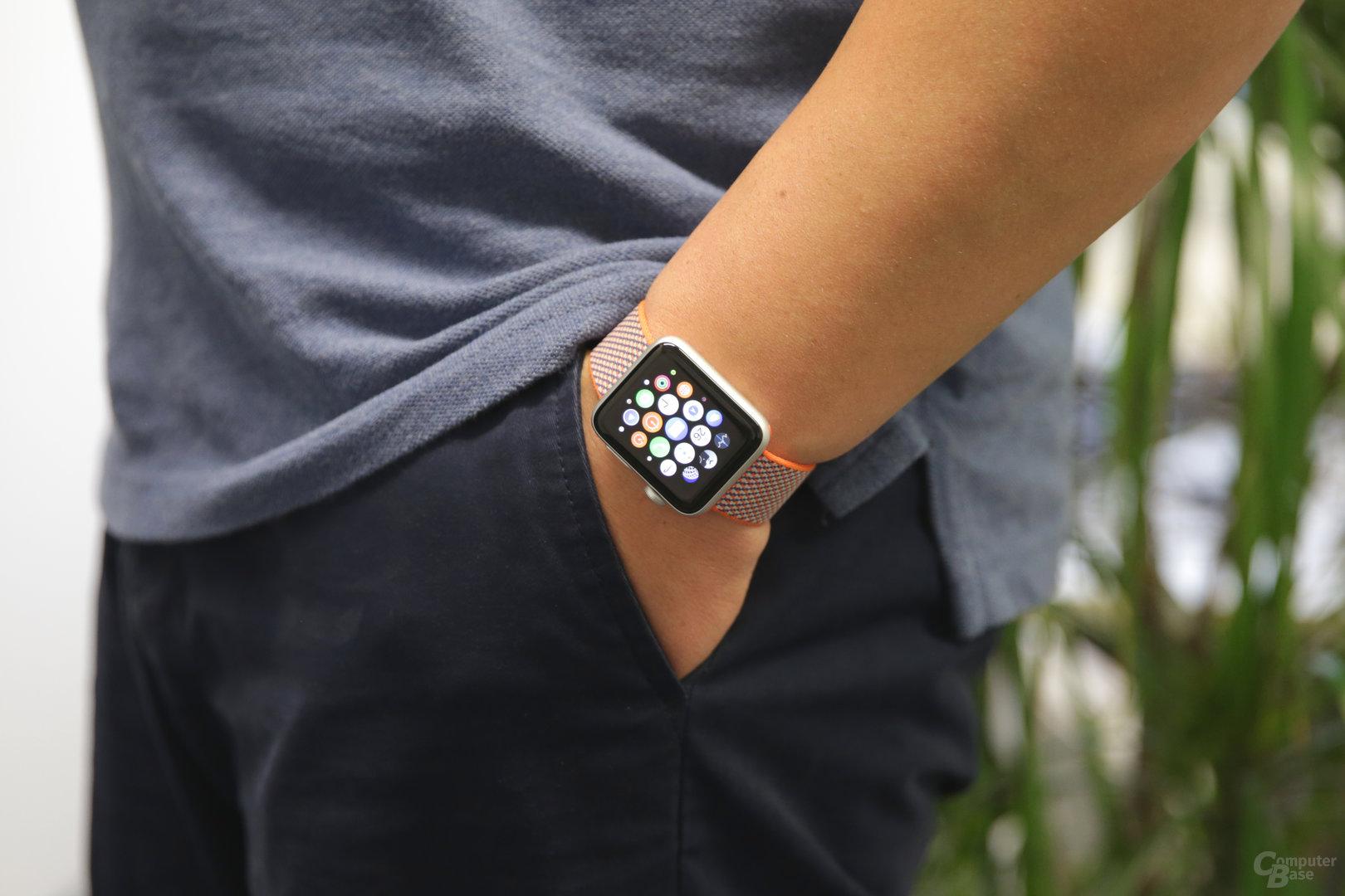 Apple Watch Series 3 mit LTE im Langzeittest