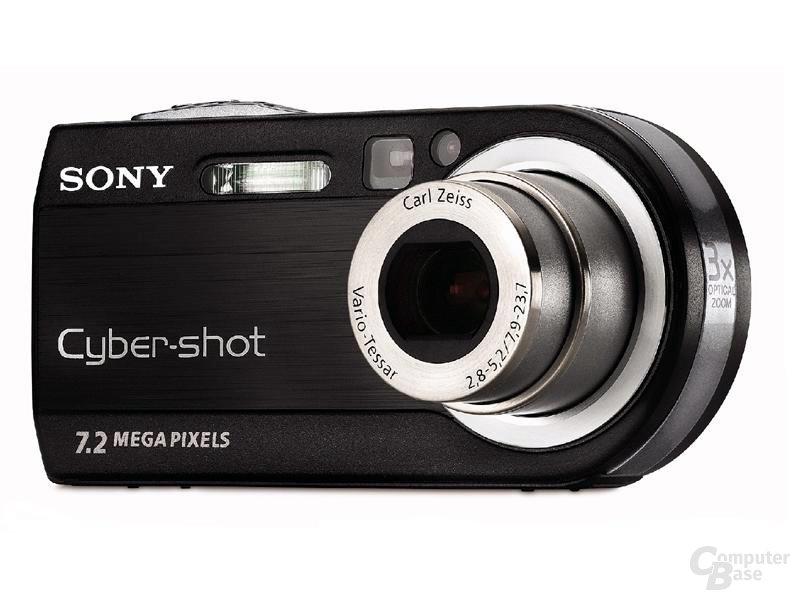 Sony Cyber-Shot P150 - schwarz