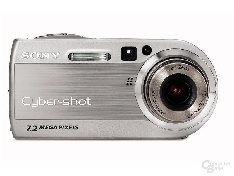 Sony Cyber-Shot P150 - silber
