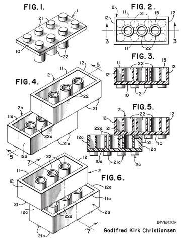 Patentblatt des 1958 angemelten Ursteines