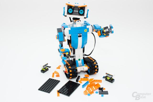Robby aus dem Lego-Boost-Set