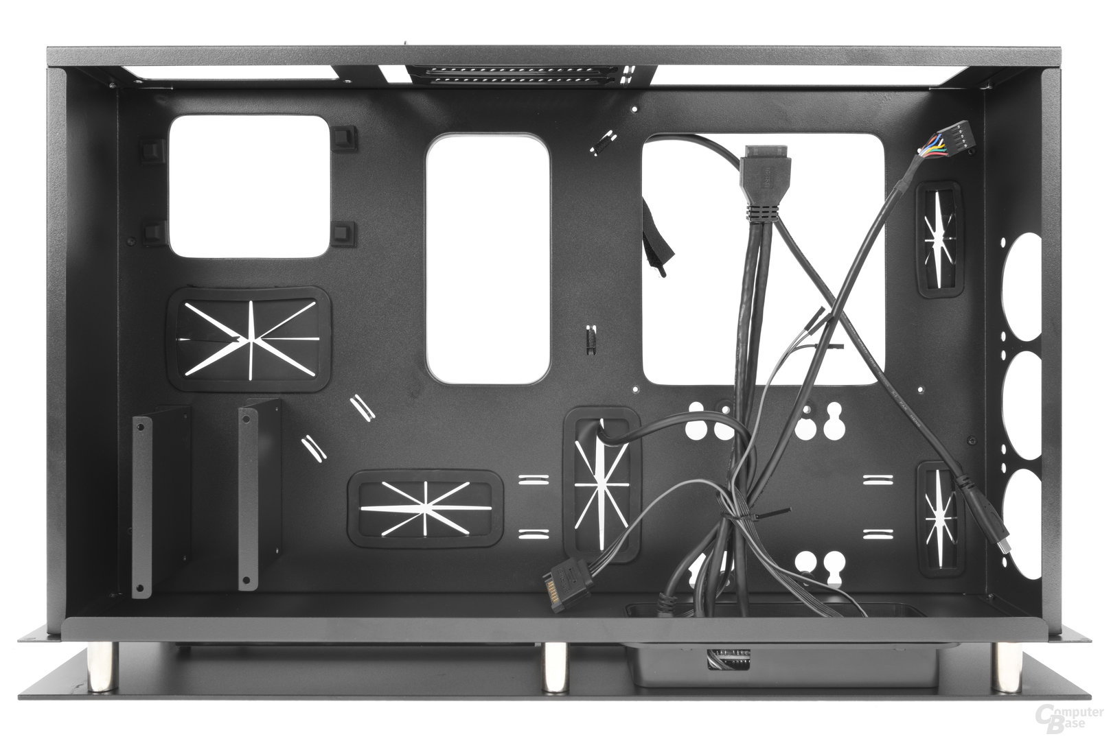 Nanoxia Project S Mini – Innenraumansicht