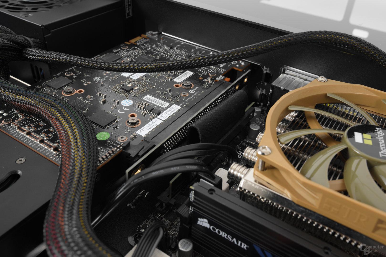 Nanoxia Project S Mini – Testsystem
