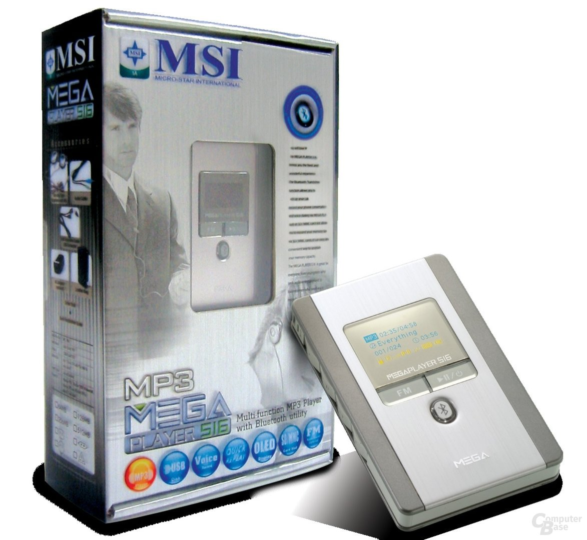 MSI MEGA Player 516BT