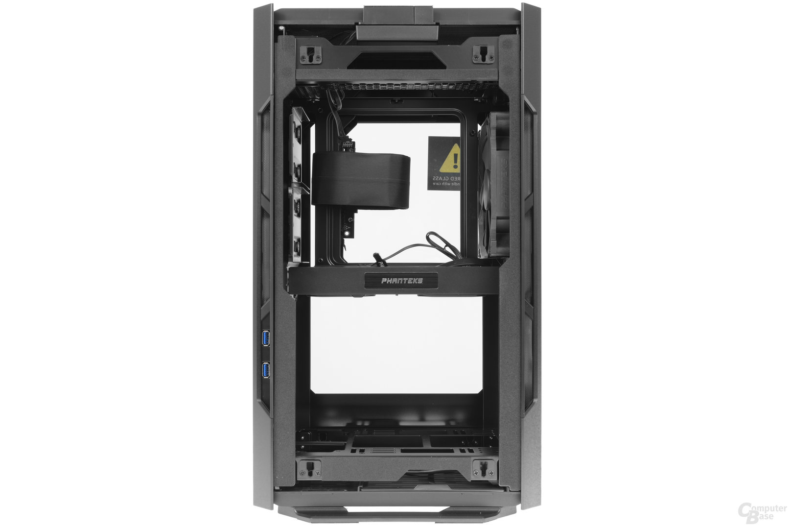 Phanteks Enthoo Evolv Shift – Innenraumansicht