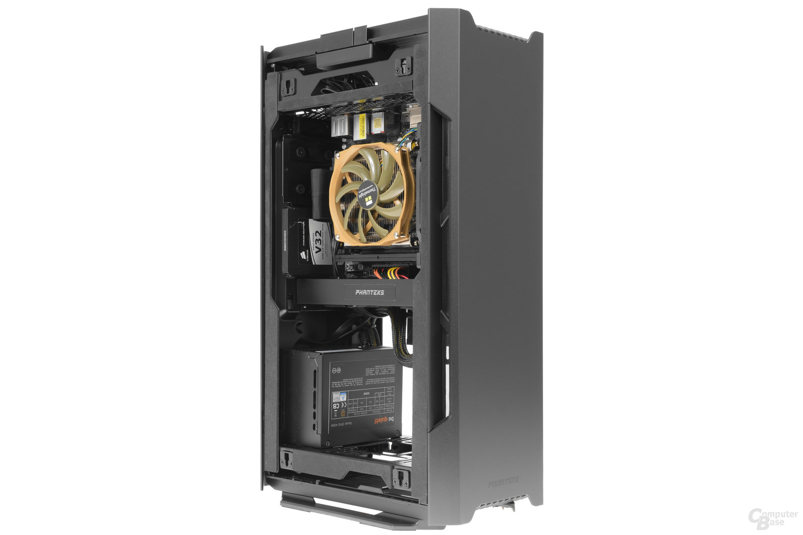 Phanteks Enthoo Evolv Shift – Testsystem