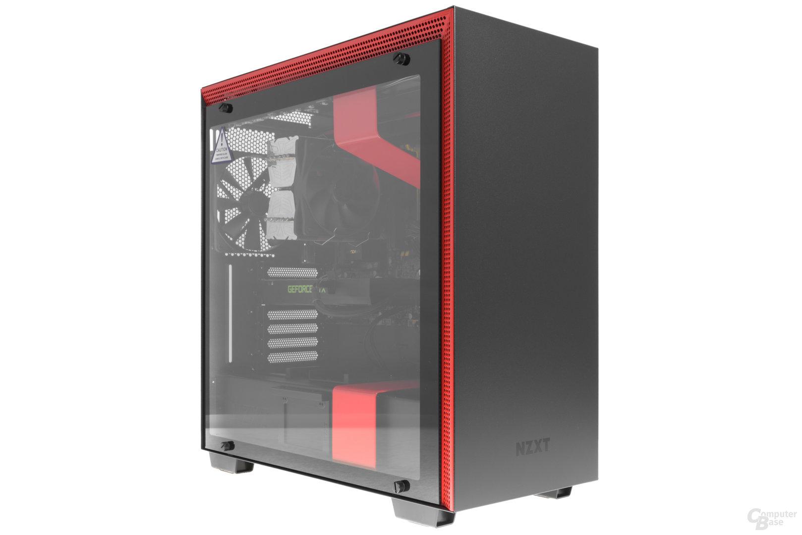 NZXT H700i – Testsystem
