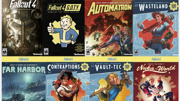 Fallout 4: Free Weekend und Rabatte für PC-Version