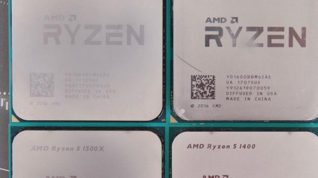 Pinnacle Ridge: AMD will über Ryzen 2 auf der GDC 2018 sprechen