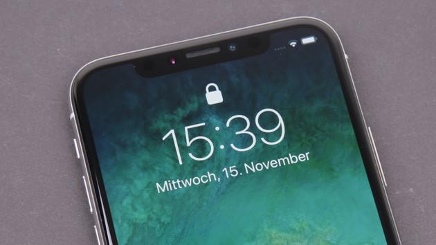 Bericht: Apple stutzt iPhone-X-Produktion um 50 Prozent