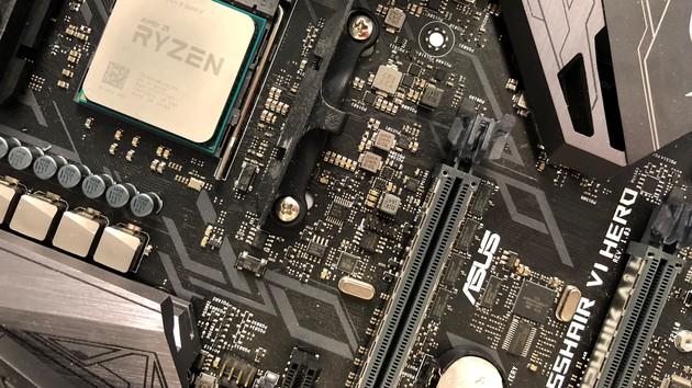 AMD-AM4-Mainboards: Kleinere Probleme trotz BIOS-Updates für Ryzen 2000