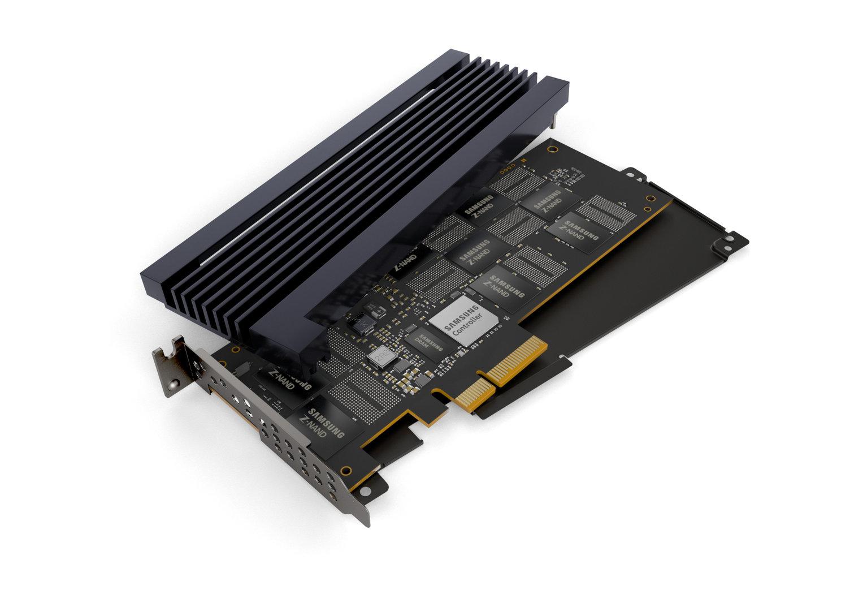 Samsungs Z-SSD SZ985