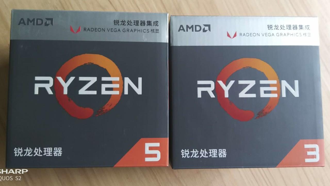 AMD Raven Ridge: Erste Benchmarks von Ryzen3 2200G und Ryzen 5 2400G