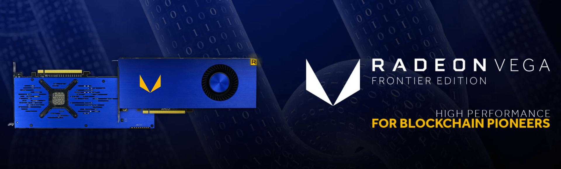 AMDs Vega für Miner