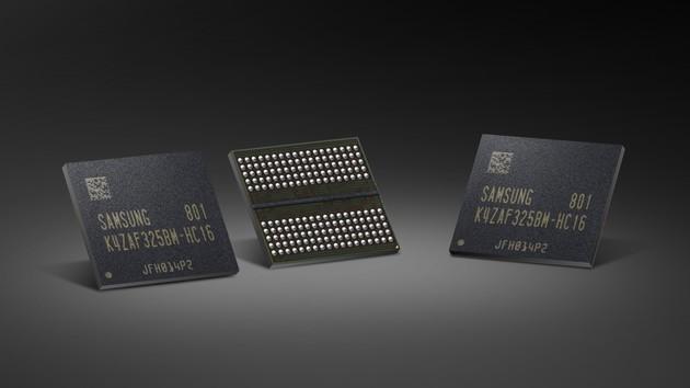 Quartalszahlen: Samsungs Speichersparte sorgt für Geldregen