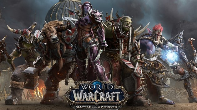 World of Warcraft: Vorverkauf für Battle for Azeroth, Release zum Sommer