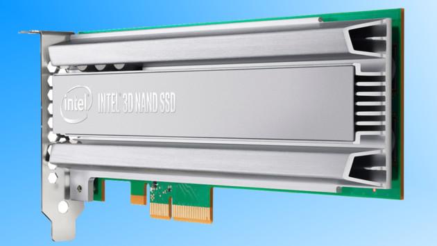 Neue Intel-SSDs: P4608 mit 6,4 TB und P4500 mit 8 und 16 TB