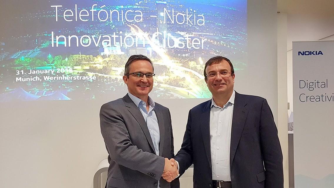 Testfeld: Telefónica und Nokia errichten 5G-Netz in Berlin