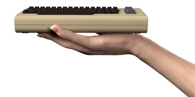 C64-Neuauflage: THEC64 Mini