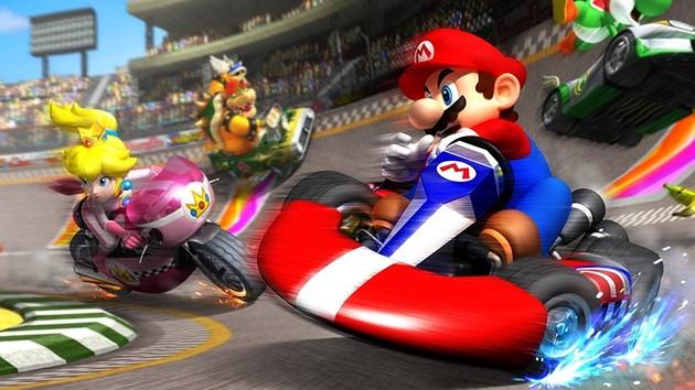 Nintendo: Mario Kart fürs Smartphone, Mario im Kino & Switch Online