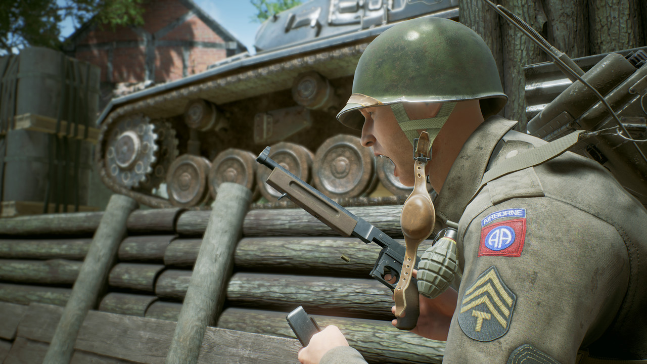 Battalion 1944: Classic-Shooter startet für 15 Euro in den Early Access