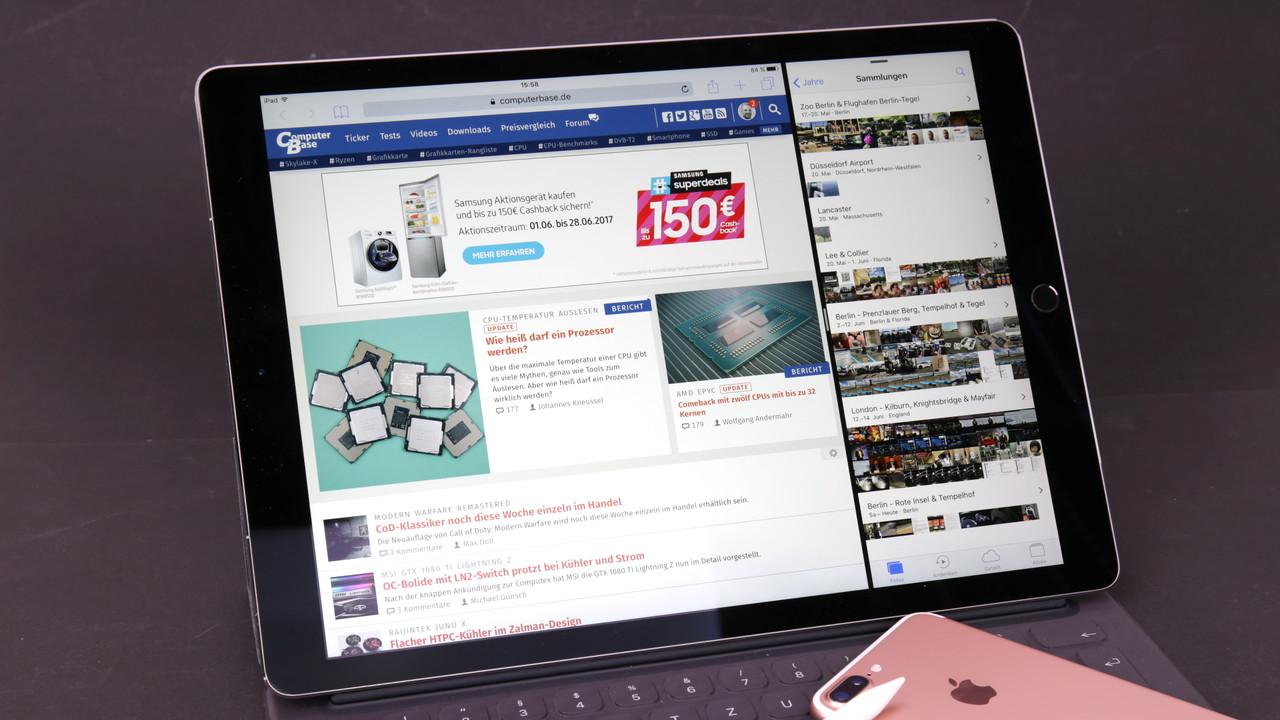 Apple: iPad-Apps sollen noch dieses Jahr auf Macs kommen