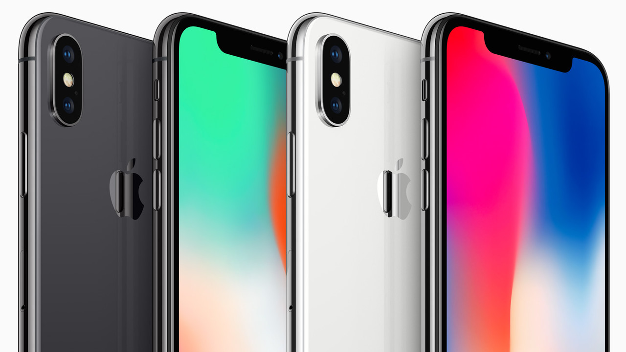 Quartalszahlen: Apple macht mit iPhone X Rekordumsatz und Gewinn