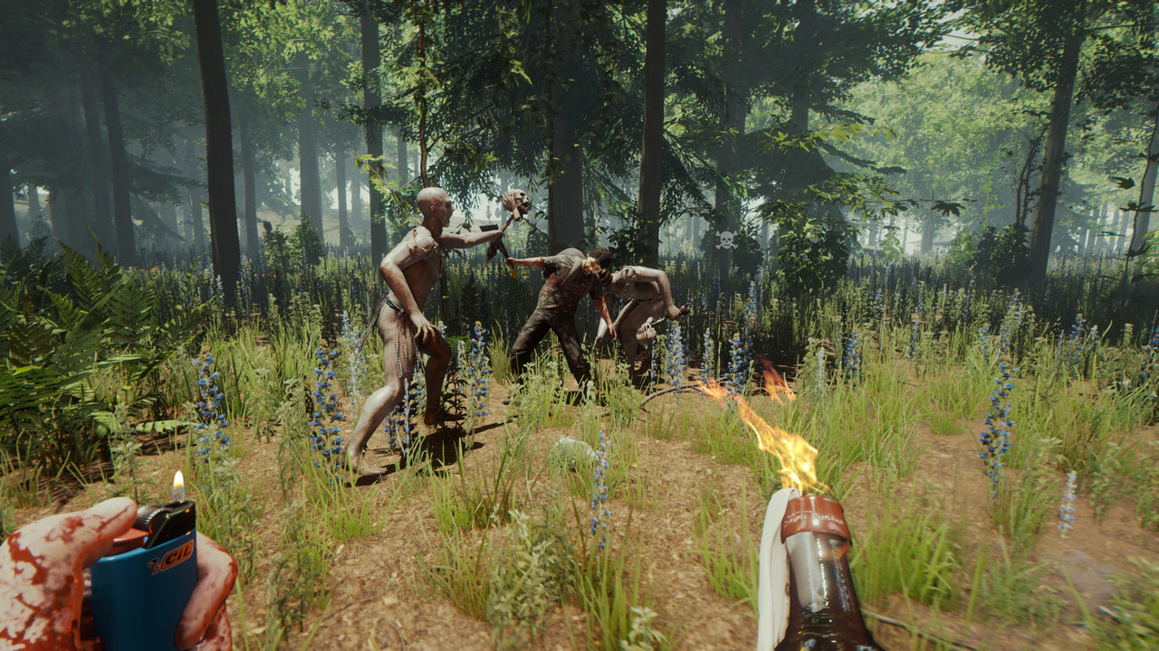 The Forest: Survival-Horror-Game verlässt Early Access Ende April