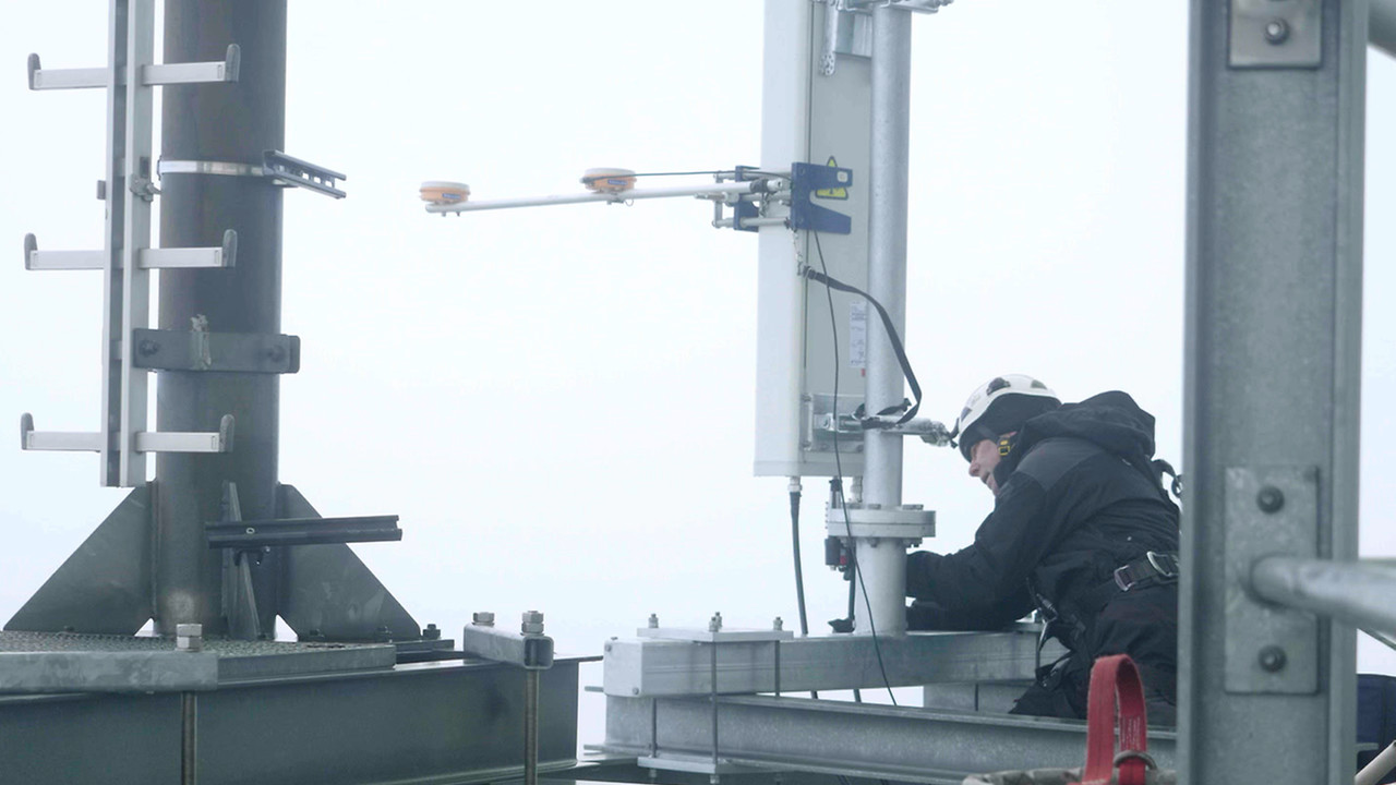 5G: Telekom testet Network Slicing im Hamburger Hafen