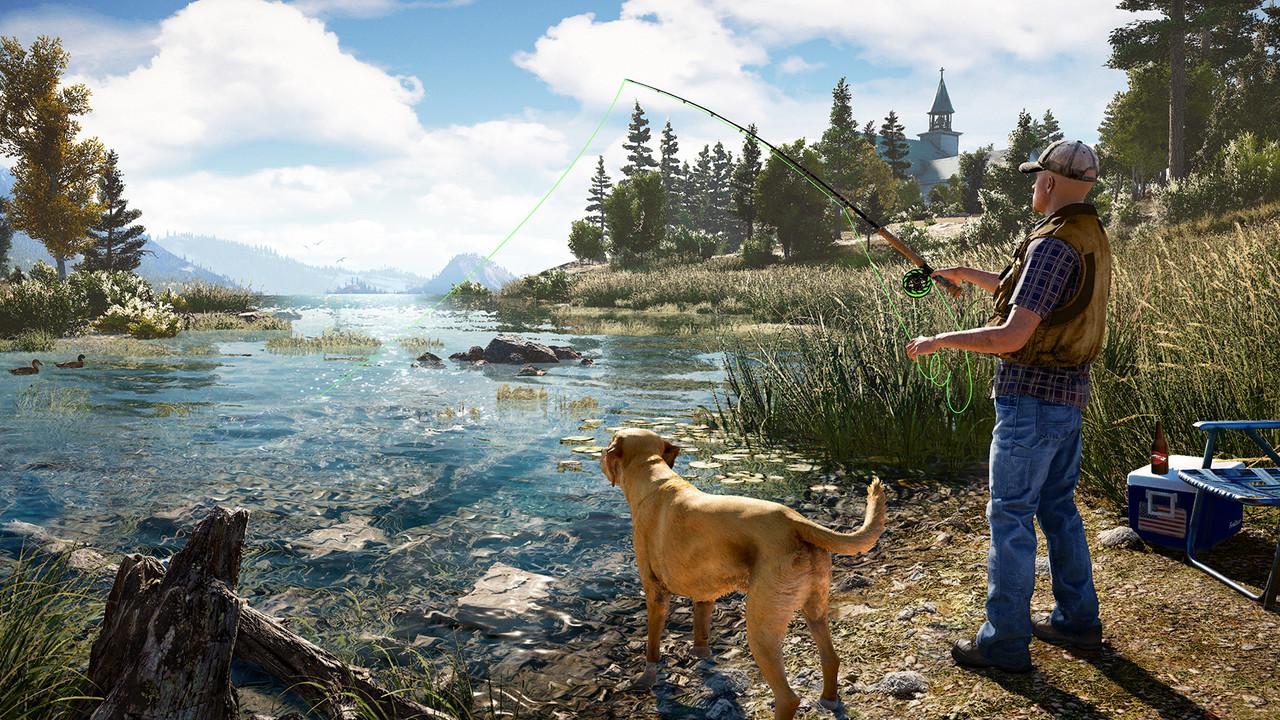 Far Cry 5: Far Cry 3 und drei DLCs im Season Pass