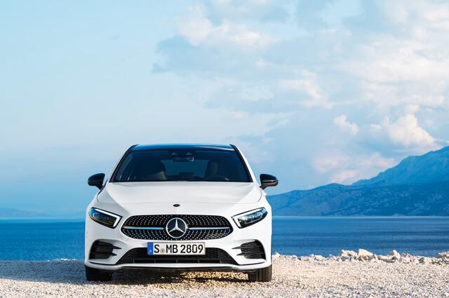 Neue Mercedes-Benz A-Klasse (W177)