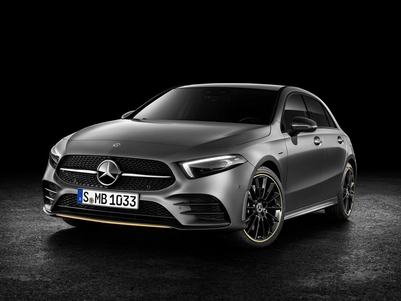 Neue Mercedes-Benz A-Klasse (W177) Edition 1