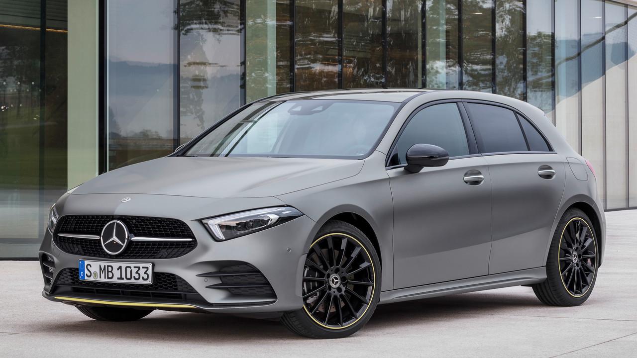 Mercedes-Benz: Neue A-Klasse mit MBUX-Infotainment und Nvidia-SoC