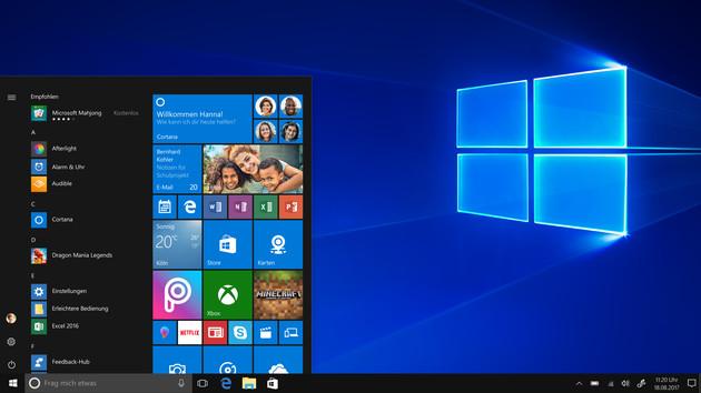 Microsoft: Neue Windows-10-Versionen für OEMs und ein S-Modus