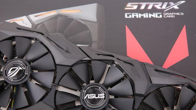 Radeon RX Vega 56 Strix im Test: Leiser Betrieb zu Lasten der Temperatur