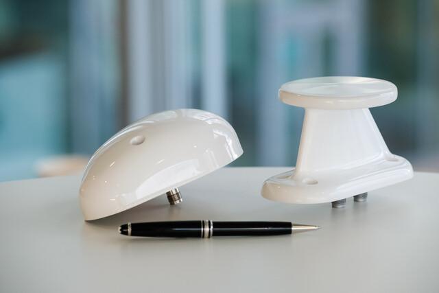 EAN-Endgerät für das Flugzeug