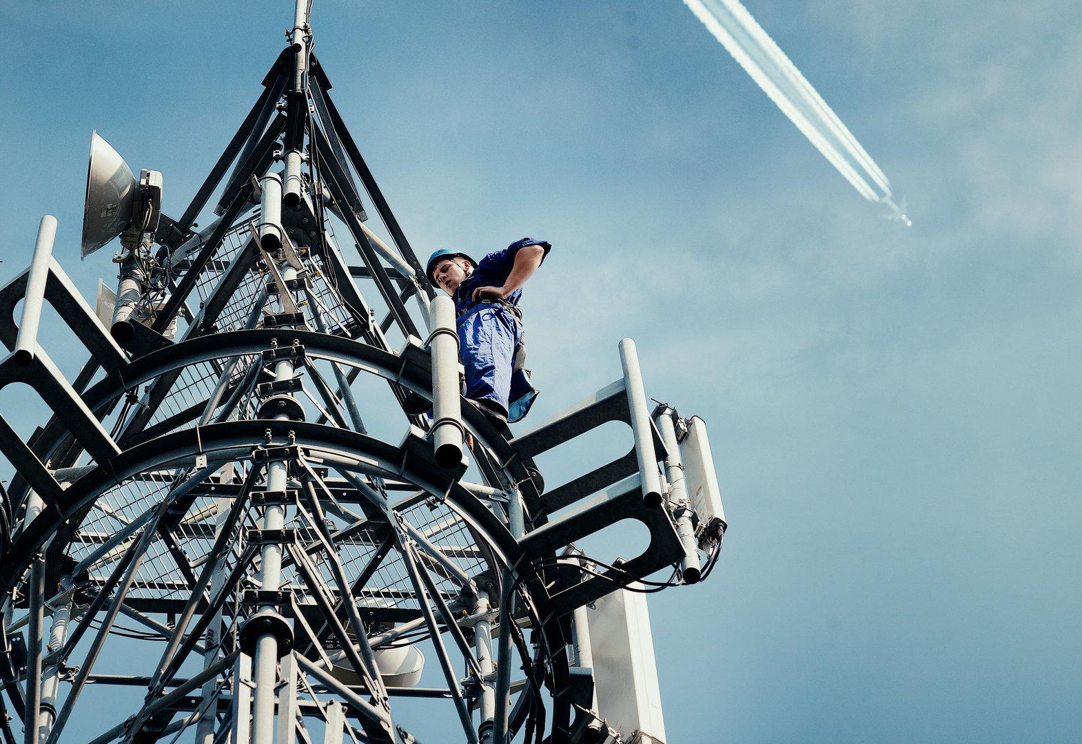 LTE-Basisstation für das EAN