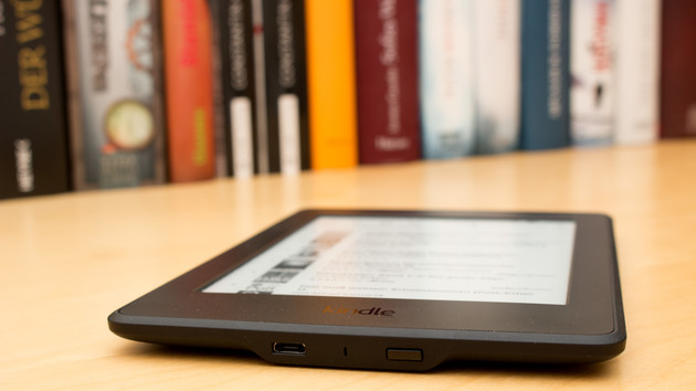 Amazon Kindle: Firmware 5.9.4 bringt neue Funktionen