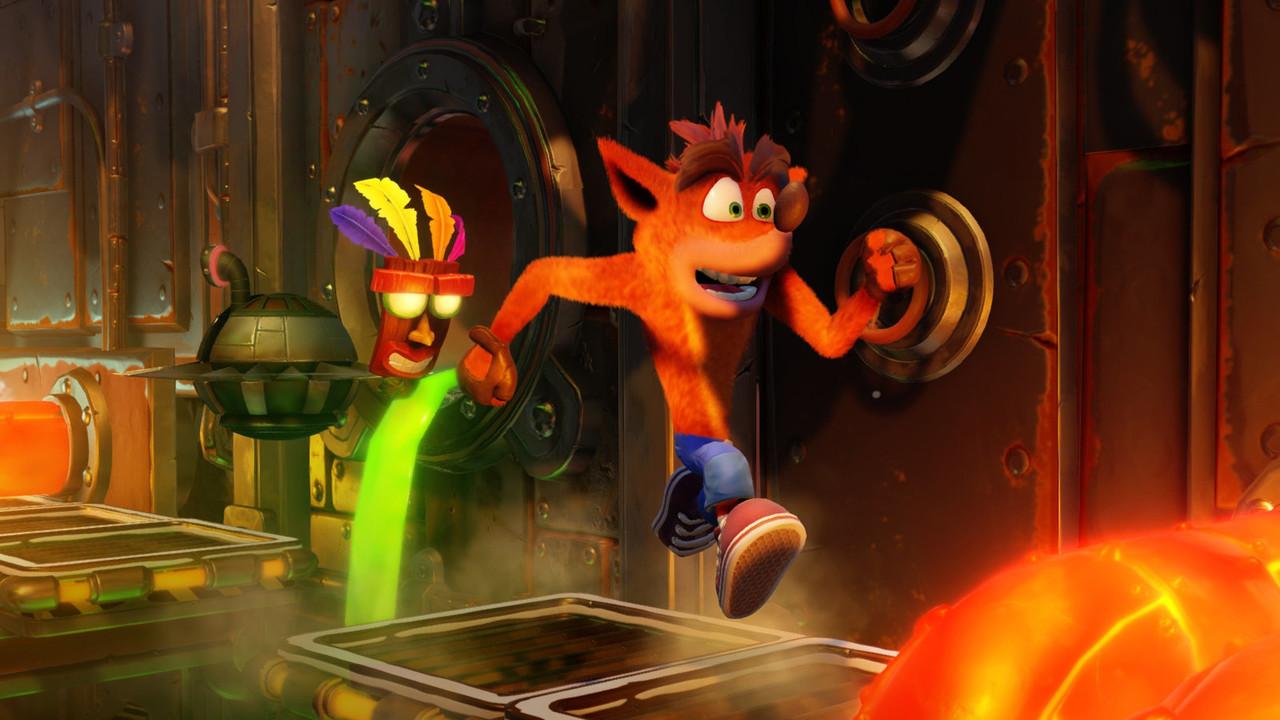 Crash Bandicoot: N.Sane Trilogy auf dem Weg zum PC