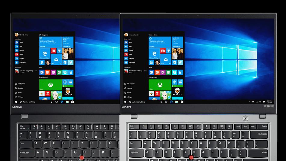 Rückruf: Lenovo ThinkPad X1 Carbon G5 hat eine Schraube locker