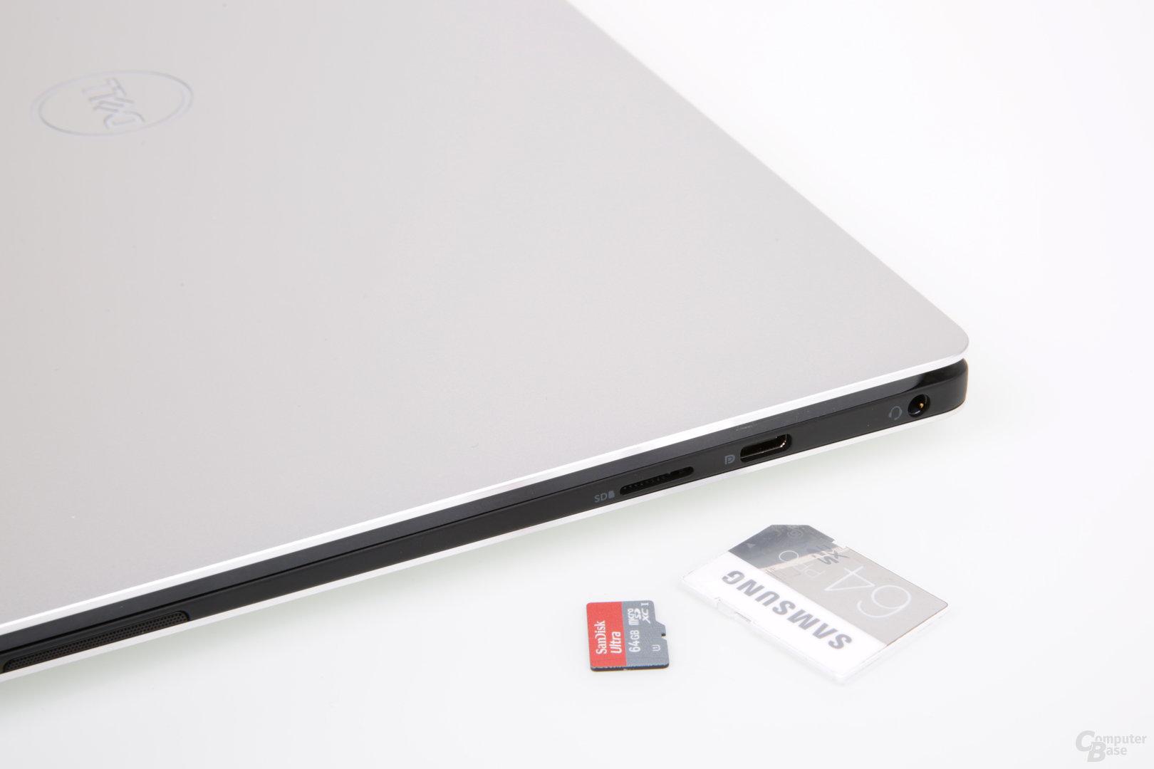 Neuer Cardreader nur noch für microSD