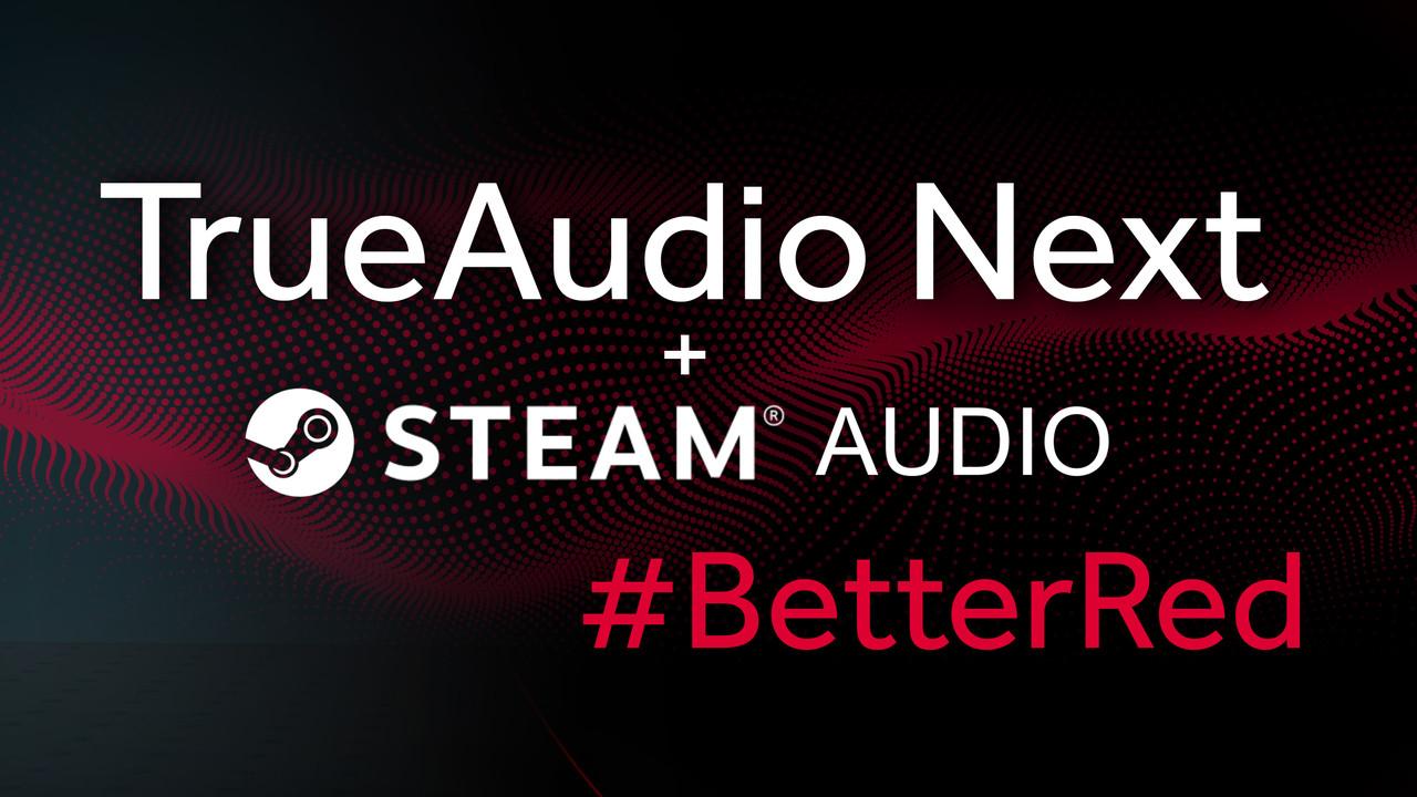 Steam Audio: AMDs TrueAudio Next für Unity und Unreal Engine 4