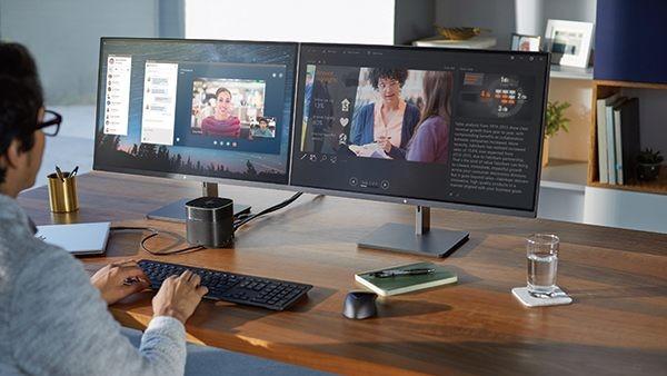 HP-Monitore: S270n, Z27, Z32 und Z43 bieten Ultra HD, IPS und USB C