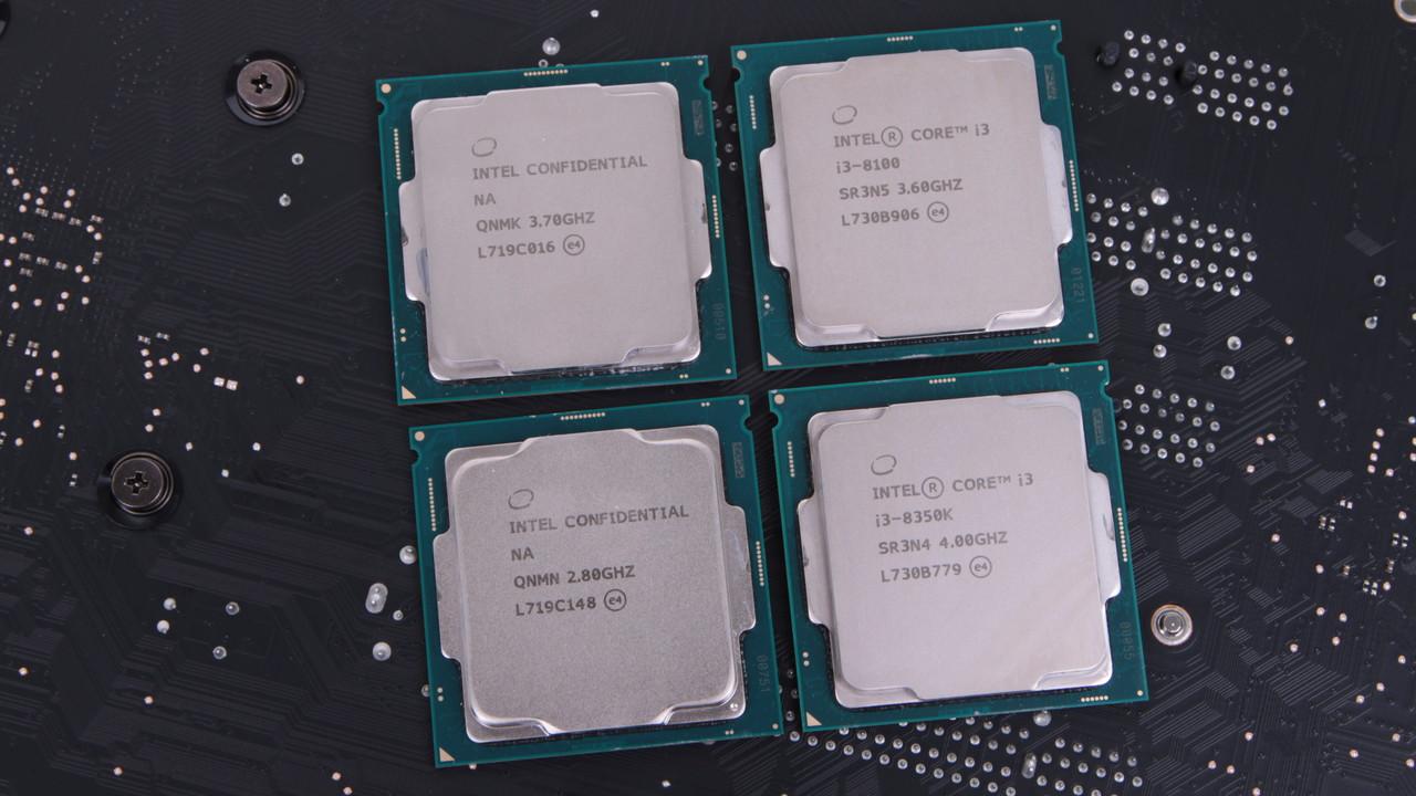 CPU-Verkäufe: Coffee Lake überholt bei Mindfactory erstmals Ryzen