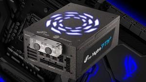 FSP Hydro PTM+: Wassergekühltes RGB-Netzteil für 700 US-Dollar