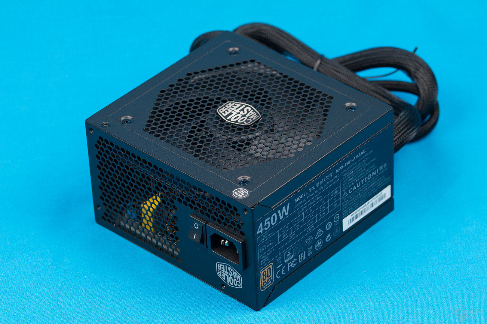 Cooler Master MasterWatt 450W